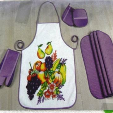Фартук и кухонный набор Ozinci Kinchen Set