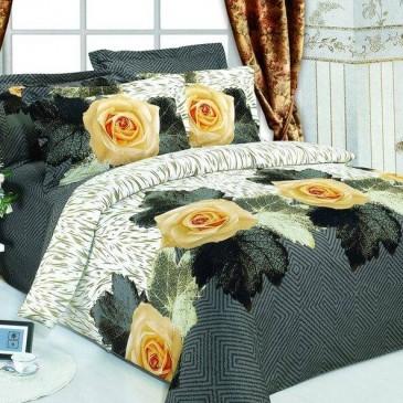 Комплект постельного белья ARYA сатин Anetta