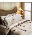 Комплект постельного белья Tivolyo Home WILD ORCHIDS
