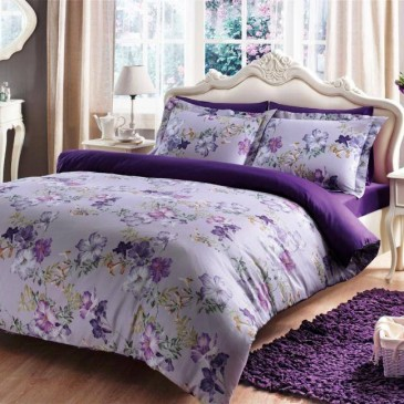 Комплект постельного белья Tivolyo Home VIOLLA