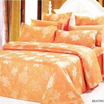 Комплект постельного белья ARYA жаккард Beatrice Coral