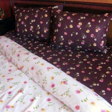 Комплект постельного белья Tirotex бязь полуторка