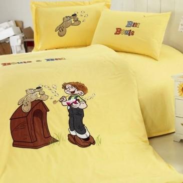 Комплект постельного белья ARYA сатин Vulg