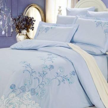 Комплект постельного белья ARYA сатин Safran