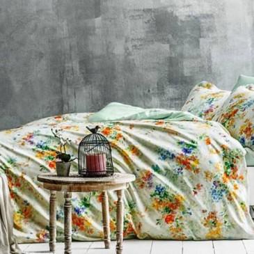 Комплект постельного белья Tivolyo Home Gardenia