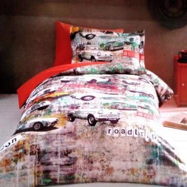 Комплект постельного белья Tivolyo Home Garage