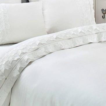 Комплект постельного белья Gelin Home  ESMA  крем