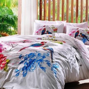 Комплект постельного белья TAC MAKO SATEN RANDY
