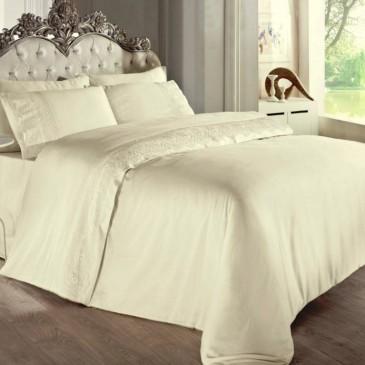 Комплект постельного белья Zebra MARY krem