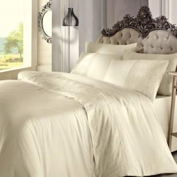 Комплект постельного белья Zebra NEVIIA krem