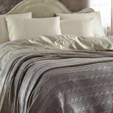 Комплект постельного белья Gelin Home ERGUVAN TRIKO SET