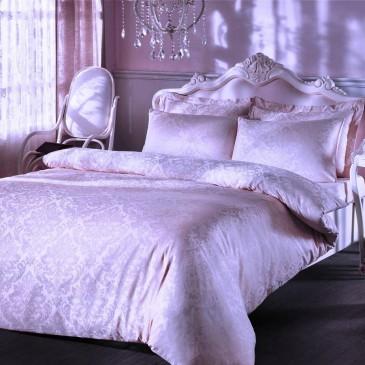 Комплект постельного белья Tivolyo Home Bambura Lila