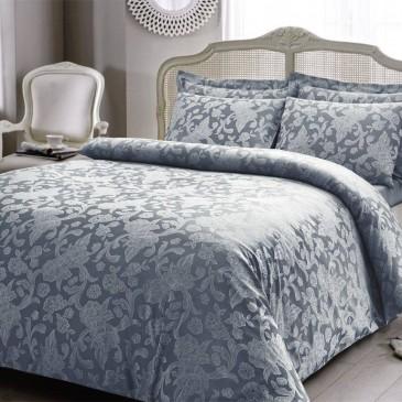 Комплект постельного белья Tivolyo Home Amelfi gri