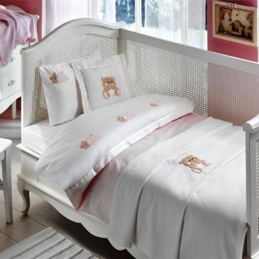 Постельный комплект с покрывалом Tivolyo Home  LOVELY