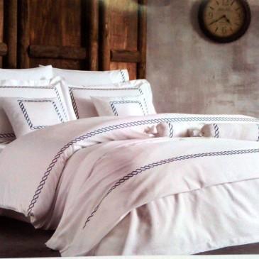 Комплект постельного белья Tivolyo Home CATENA NAKISLI