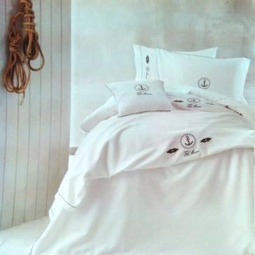 Комплект постельного белья Tivolyo Home ANCORA NAKISLI
