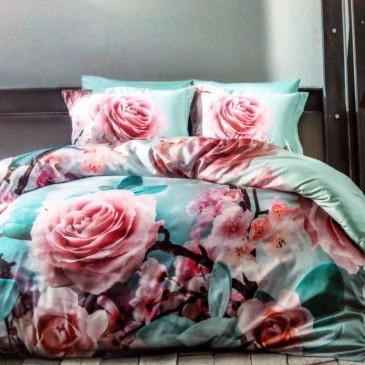 Комплект постельного белья Tivolyo Home Rose Dream