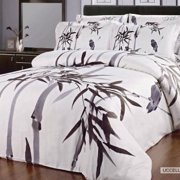 Комплект постельного белья ARYA сатин Uccello