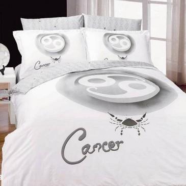 Комплект постельного белья ARYA сатин CANCER-Рак