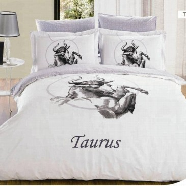 Комплект постельного белья ARYA сатин TAURUS-Телец