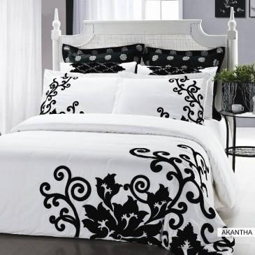 Комплект постельного белья Dream сатин Akantha
