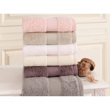Полотенце Soft Cotton DELUXE 75*150