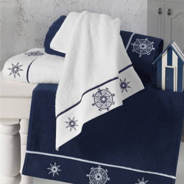 Полотенце Soft Cotton MARINE LEDY 85*150