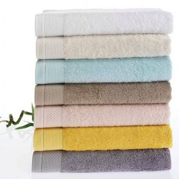 Полотенце Soft Cotton BAMBU  85*150