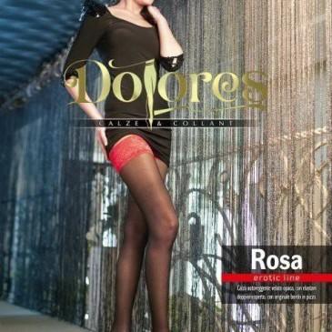 "Чулки Dolores ""Rosa"" 20 den"