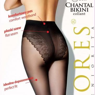 Колготки Chantal Bikini 40 den