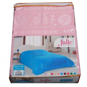 Простынь махровая Julie 200*220