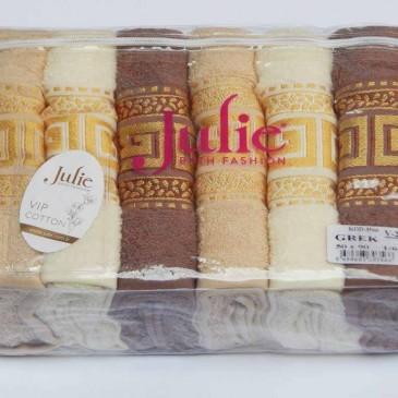 Полотенце банное Julie vip 70*140