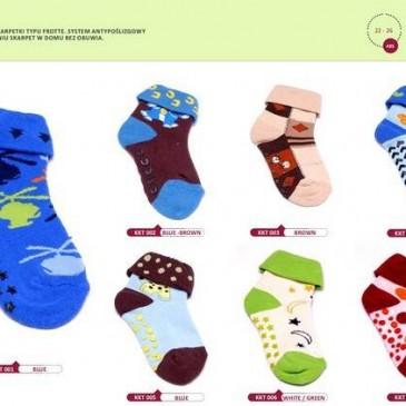 Детские теплые носки KOTKI