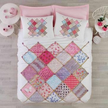 Постельное белье Cotton Box FLORAL 3 D NATALI