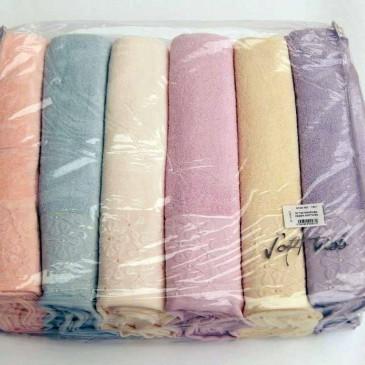 Полотенце банное Soft Kiss 90*150