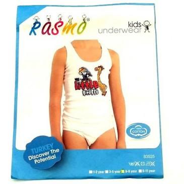 Комплект детский трусики и майка Kids Fashion (мальчик)