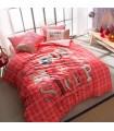 Bed sheets TAC Genc Modasi ranforce Good Night