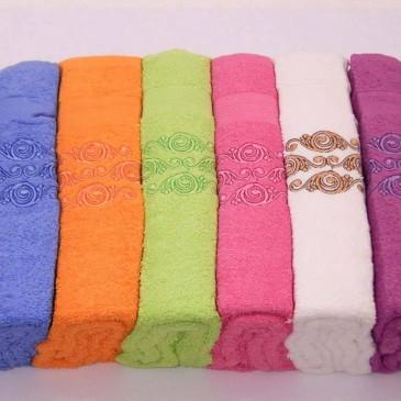 Полотенце Berra вышивка