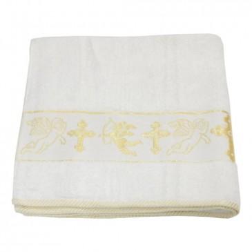 Полотенце для крещения бамбуковое Cestepe 70х140