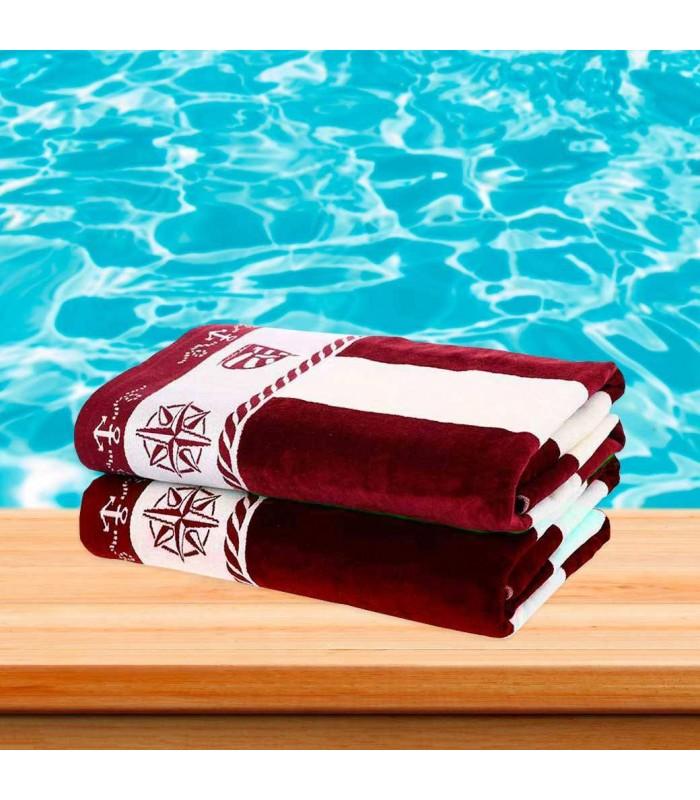 Ozdilek Pusula Towel Strip