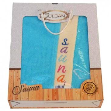 Набор для сауны женский Gulcan в коробке
