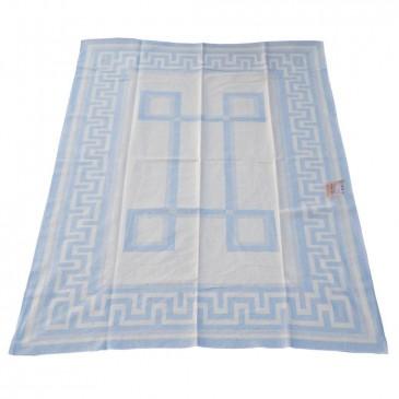 Одеяло хлопковое жаккардовое Vladi 170х210