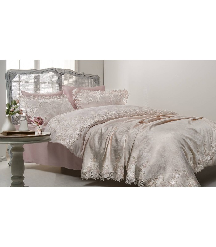 Bed linen with a cover Gelin Home HAYAL