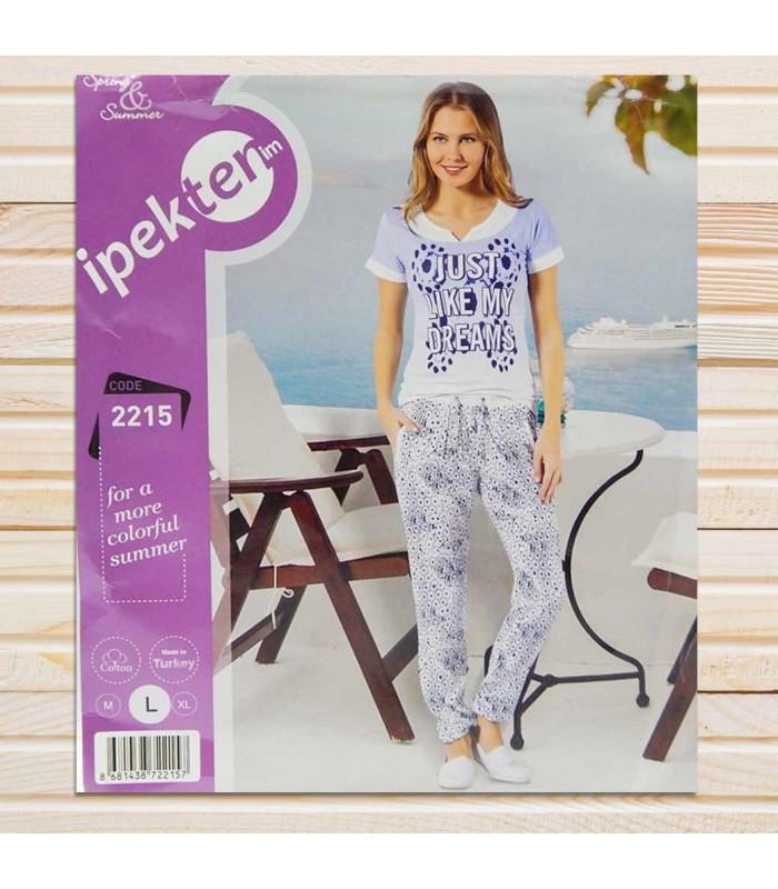 Пижама женская Ipekten code 2215