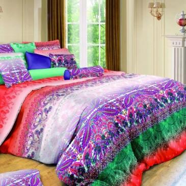 Комплект постельного белья Bella Dona сатин Тунис B 0047
