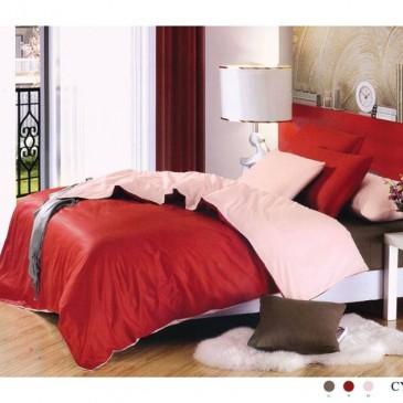 Комплект постельного белья ARYA сатин Cy 07