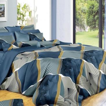 Комплект постельного белья Bella Dona сатин 3D B 0063