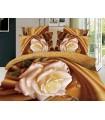 Комплект постельного белья Bella Dona сатин 3D B 0062