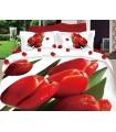 Комплект постельного белья Bella Dona сатин 3D B 0061