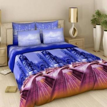 Комплект постельного белья Tirotex жатка евро